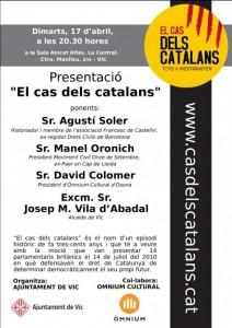 Cas dels Catalans
